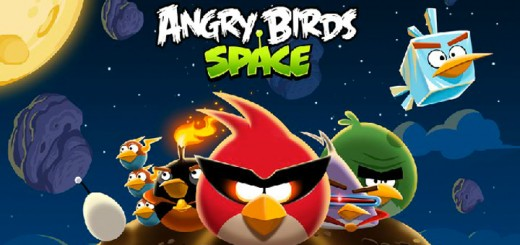 Angry Birds Space igrica