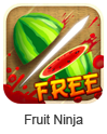 Fruit Ninja igrica