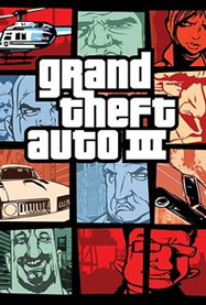 Grand Theft Auto III omot
