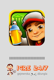 Subway Surfers omot igre